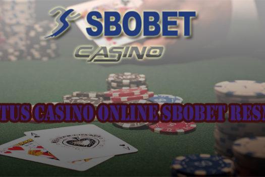 Situs Casino Online Sbobet Resmi